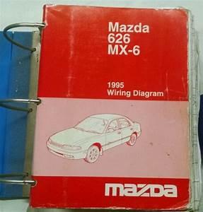 1995 Mazda 626 Mx