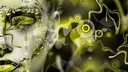 Tony El Wallpapers Phantom Effects Makeup Plastic
