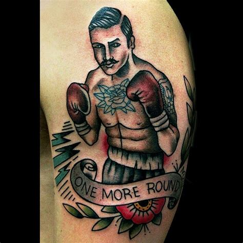 Best 25+ Boxing Tattoos Ideas On Pinterest  Boxing Gloves