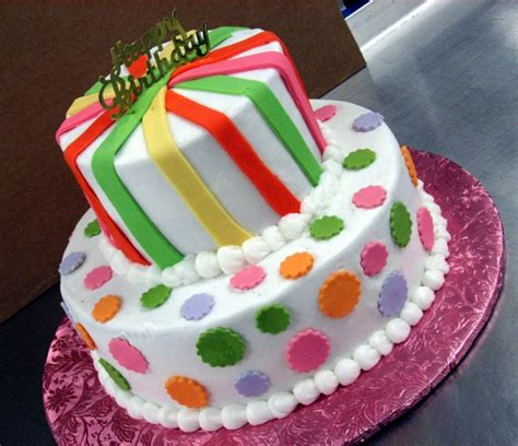 birthday cake decorations for