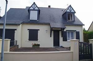 ophreycom couleur peinture facade maison prelevement With peinture de facade maison