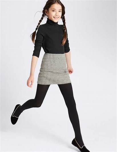 Skirt Outfit Outfits Years Cotton Skirts Preteen