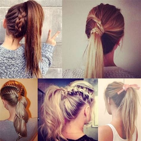 Simple Cute Hairstyles For School Hairstyles