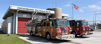 Photo of City of Orlando Fire Station