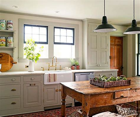 Gorgeous Modern Cottage Kitchen Ideas (45) Decomagz