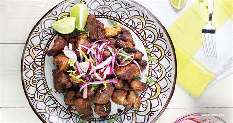 recette cuisine porc cuisine haïtienne recettes traditionnelles et modernes