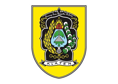 logo kabupaten klaten vector coreldraw cdr vectorzy