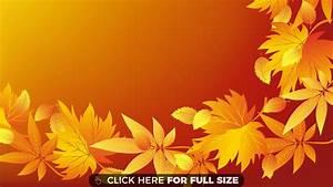 Autumn Leaves Background 4K wallpaper