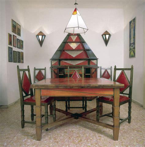 sala da pranzo exhibition italian futurism 1909 1944 reconstructing
