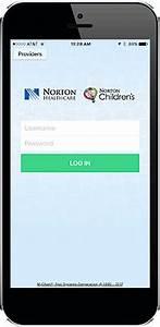 Mynortonchart App Norton Healthcare Louisville Ky