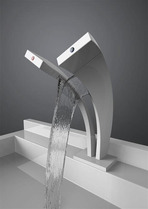 cold water faucet modern and tap that shows how and cold blend
