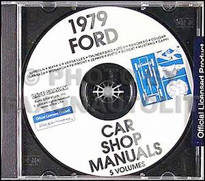 1979 Ford Fiesta Electrical  U0026 Vacuum Troubleshooting Manual Original