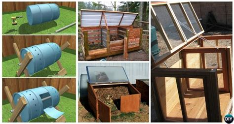 simple diy compost bin solutions instructions
