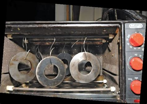 Powder Coat Toaster Oven - powder coating parts cleaning equipment guide