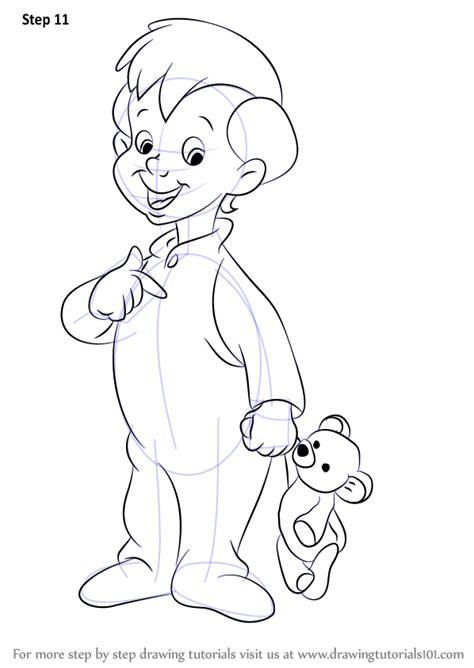 learn   draw michael darling  peter pan peter