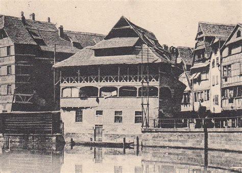 visiter la maison des tanneurs ville de strasbourg site officiel