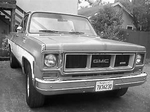 Calibear 1974 Gmc Sierra  Classic  1500 Regular Cab Specs