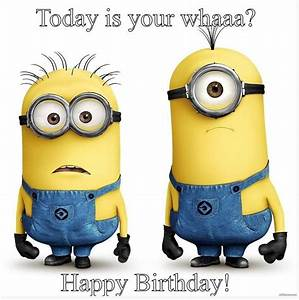 Minions: Happy Birthday! Songs, Gifs, Wallpapers ...