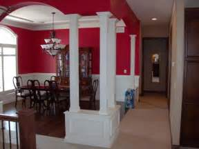 interior home columns 14 beautiful interior house columns house plans 58202