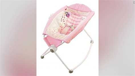 Fisher Price Rock N Roll Sleeper - fisher price warns parents about rock n play sleeper