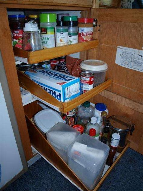 cuisine rv cooking on the road food storage in your rv roadtreking