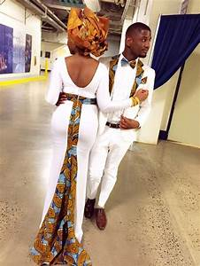 15 African Outfits for Couples for Stylish and Fashionable ...