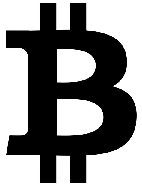 File:BitcoinSign.svg - Wikimedia Commons
