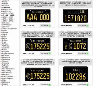 Plaque D Immatriculation Des Pays : reproduction de plaques d 39 immatriculation ~ Medecine-chirurgie-esthetiques.com Avis de Voitures