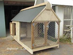 Marvellous large breed dog house plans images plan 3d for Large breed dog house