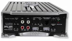 Boss Audio Ar1600 4 1600w 4 Channel Amplifier