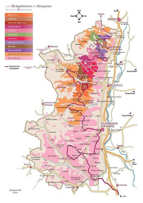 vignoble du beaujolais tout d 233 couvrir de cette r 233 gion de vins