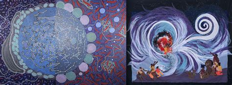 The Ska's Indigenous Art/astronomy Exhibition