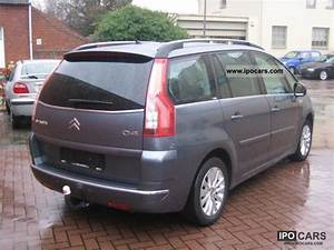 C4 Picasso 2009 : 2009 citroen grand c4 picasso 1 6 hdi exclusive fap bmp egmv car photo and specs ~ Gottalentnigeria.com Avis de Voitures