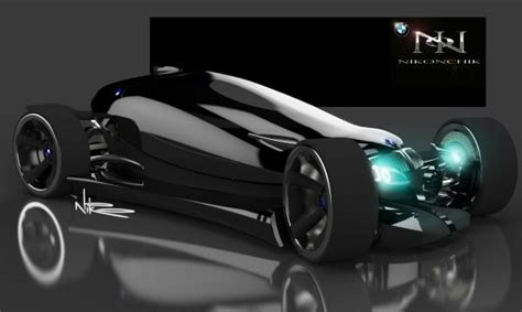 10 Concept Electric Vehicles Designed For The Year 2050