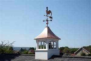 Cupolas weather vanes hillside structures for Cupola with weathervane