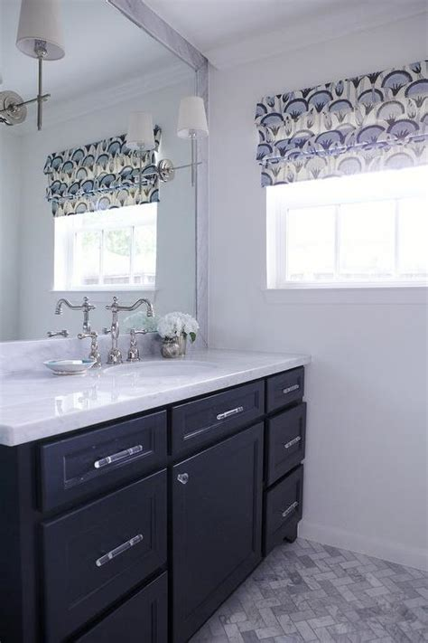 Dark Blue Bathroom Vanity  Transitional  Bathroom. Wireless Wall Sconce With Remote. Floor Cushion Couch. Lighting Stores Charlotte. Orange Bedroom. Outside Closet. Florida Tile. Cool Mailboxes. Hawks Landscaping