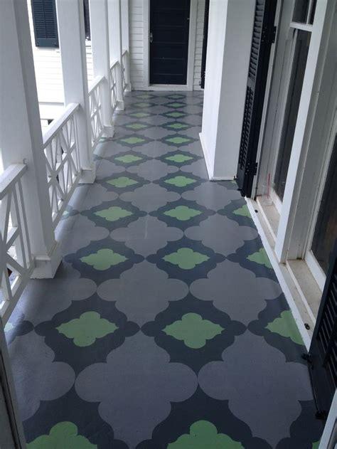 painted floors images  pinterest flooring