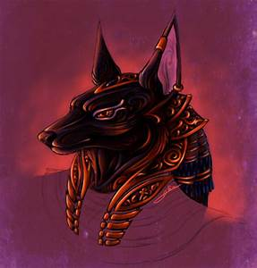 Anubis Egyptian God Wallpaper - WallpaperSafari