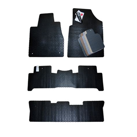 buick enclave rubber custom  weather floor mats
