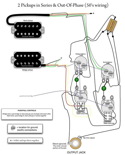 Le Paul Electric Guitar Wiring Schematic by Les Paul Coil Tap Wiring Diagram Collection