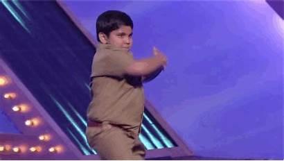 Dancing Dance India Talent Got Gifs Kid