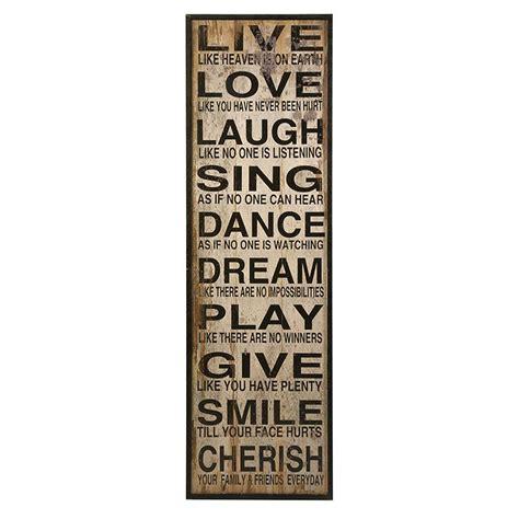 Live laugh love flowers framed tile. Live Love Laugh Wall Decor | Love wall, Live laugh love, Wood panel walls