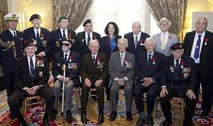 British veterans awarded France's highest military honour ...