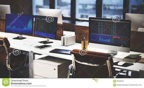 fournitures bureau concept contemporain de fournitures de bureau de lieu de