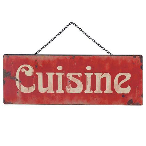 plaques cuisine accessoires déco je veux un style maison de cagne