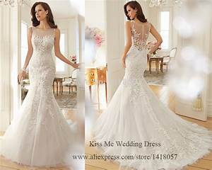 latest design lace wedding dress 2015 mermaid bridal gowns With latest wedding dresses