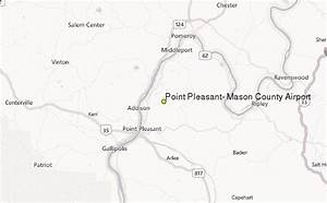 Point Pleasant  Mason County Airport  Wv  Weather Station