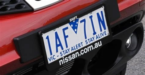 victorian number plates rattle auto recognition