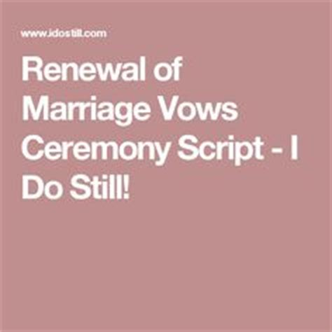 vow renewal certificate ribbons  hearts offered