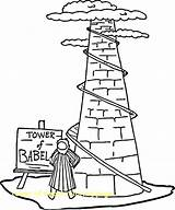 Babel Tower Coloring Pages Printable Bible Drawing Sheets Template Sunday Worksheets Story Preschool Getcolorings Drawings Sketch Coloringme Mario Pan Peter sketch template